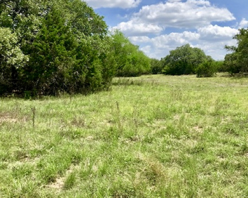 Build on Lot 4A in the Springs of Cordillera Ranch