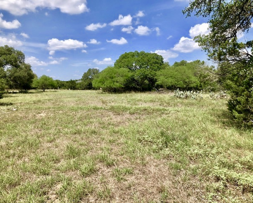 Lot 4A for Sale in the Springs of Cordillera Ranch