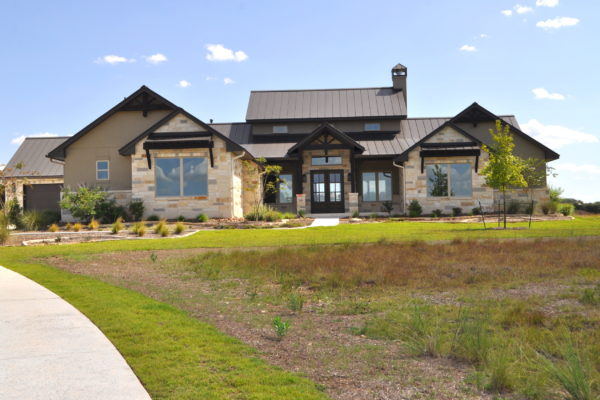 Hill Country Transitional Style