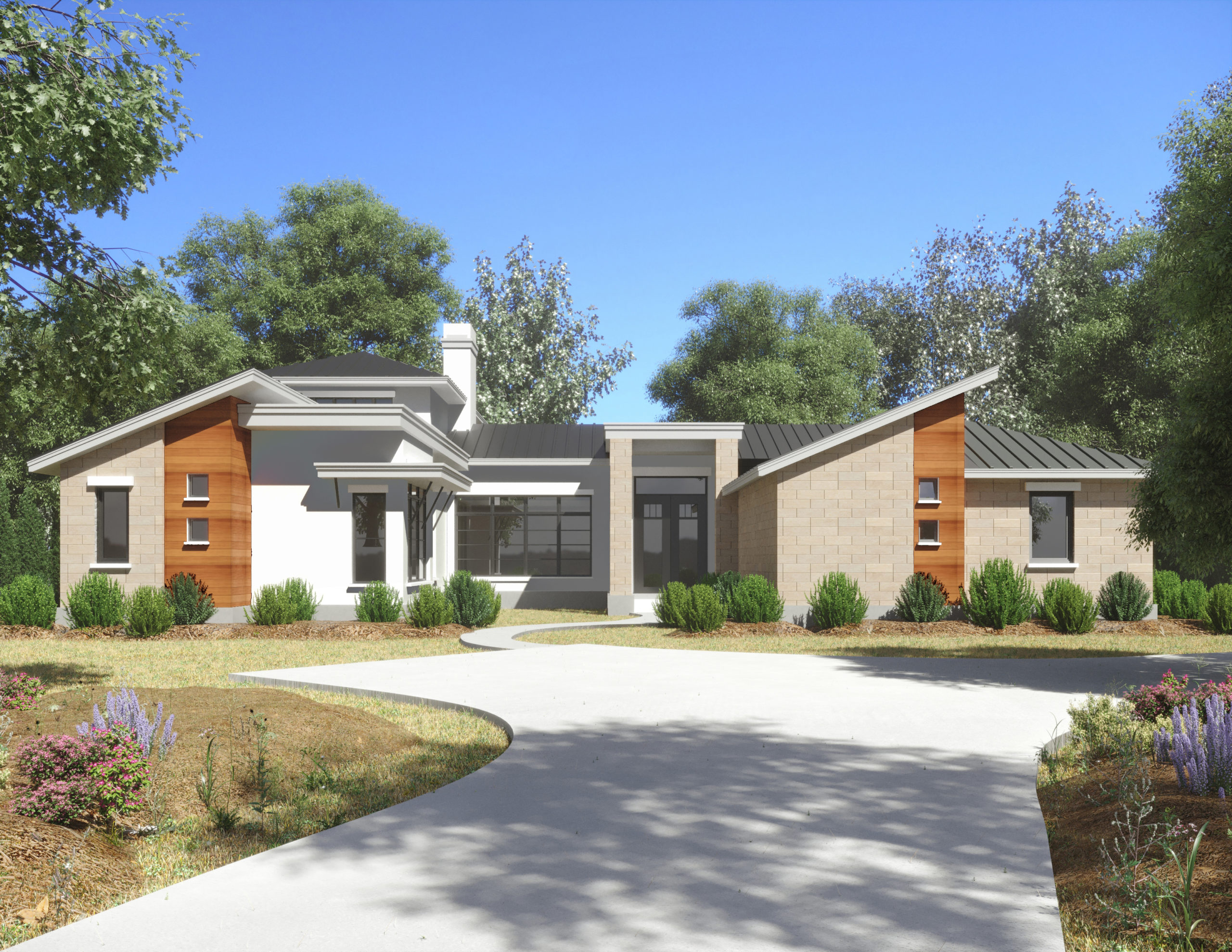 Cordillera Ranch Model Home