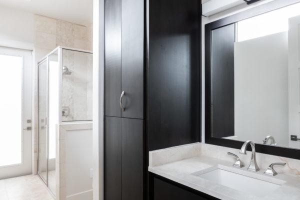 San Antonio Custom Home Builder - Contemporary Modern Home